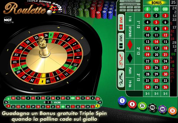 Online Roulette Gratis Bonus