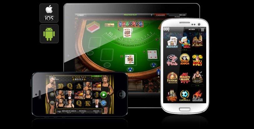 Casino mobile senza deposito