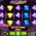 Starburst slot machine Gratis con 5 rulli