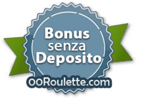 Casino bonus immediato senza deposito