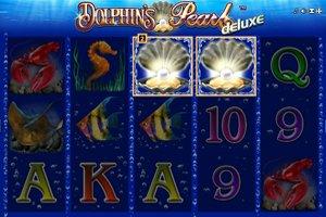 Dolphins Pearl Deluxe - Video Giochi di Slot Gratis 5 rulli  Novomatic - Novoline