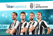 Star Casinò e Juventus partnership