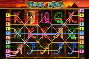 Video Slot Machine Gratis da bar senza scaricare - Book of Ra Deluxe 5 rulli