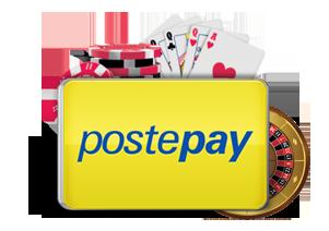 Migliori Casino Online con postepay sicuri aams