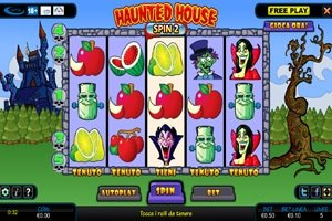 Vlt Haunted House Slot gratis da Bar 5 rulli
