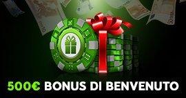 Bonus 888 Casino Online
