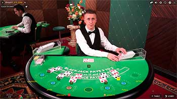 Blackjack Live di Casino live Sicuri Italia