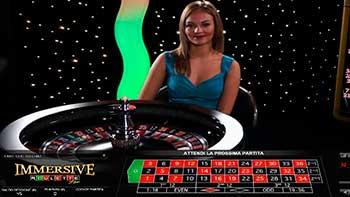 Roulette di Casino live Online
