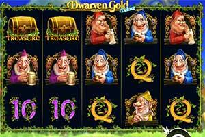 Slot Gratis Dwarven Gold Deluxe
