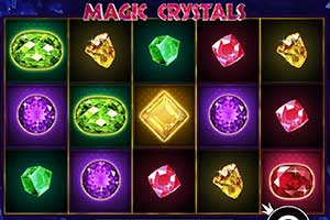 Slot gratis Magic crystals