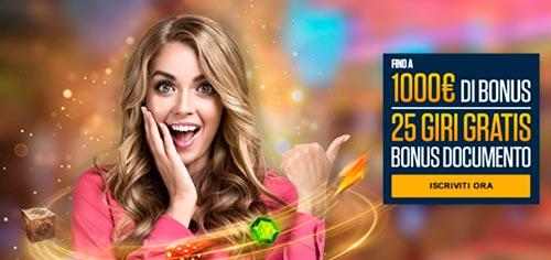 NetBet Casinò con Bonus fino a 1000€