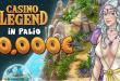 Casino Legend Esclusiva Eurobet