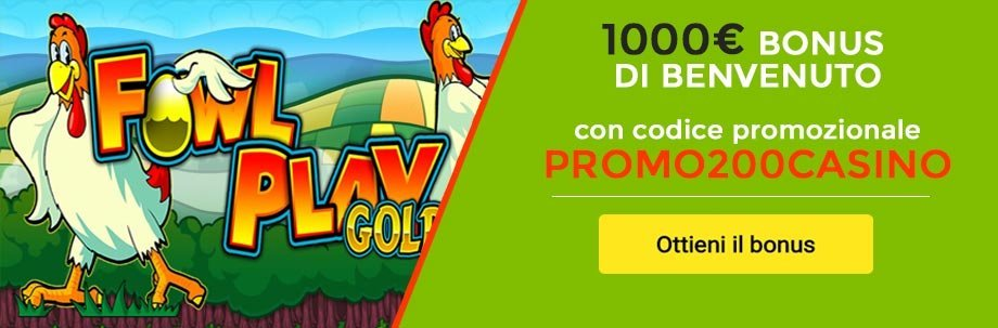 Slot fowl play gold online gratis