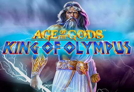 Age of the Gods - Video Slot Machibe Gratis senza scaricare 5 rulli 25 linee