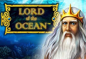 Lord of the Oean Slot 5 rulli NOVOMATIC