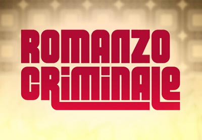 Slot Machine Gratis Romanzo criminale