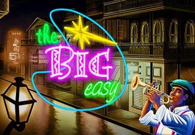 The Big Easy Slot machine 5 rulli