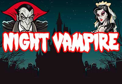 Video Slot Machine Gratis da bar senza scaricare - Night Vampire 5 rulli