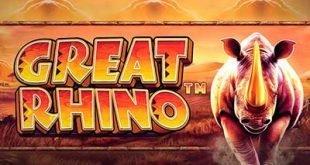 Giochi Slot Gratis Pragmatic Play Great Rhino