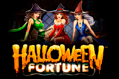 Slot Halloween Fortune Gratis - Playtech