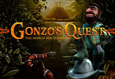Video Slot Gratis Netent Gonzo's Quest