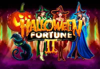 Halloween Fortune II SlotGratis Playtech