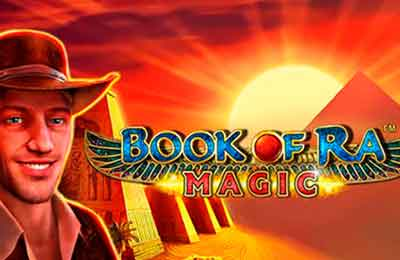 Slot Machine Book of Ra Magic