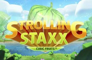 Video Slot Gratis Strolling Staxx Cubic Fruits