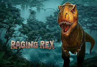 Video Slot Machine Gratis Play'n Go - Raging Rex