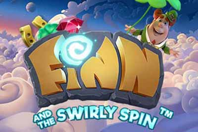 Finn and the Swirly Spin - Slot Gratis Netent