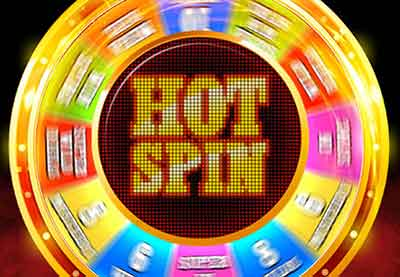 Video Slot Machine Hot Spin - iSoftBet