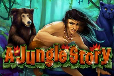 Gioco SlotGratis - A Jungle Story