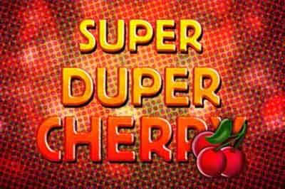 Video Slot Machine Gratis Bar - Super Duper Cherry - GomoMat