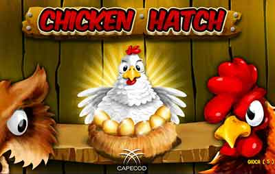 Slot Machine Gratis senza scaricare - Chicken Hatch - Capecod