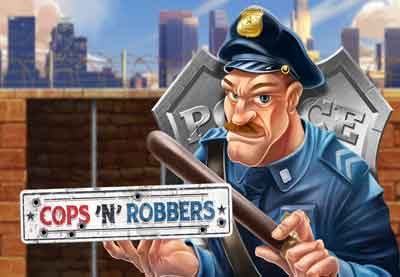 Video Giochi slot Gratis senza scaricare da bar - Cops'N'Robbers - Play'n Go