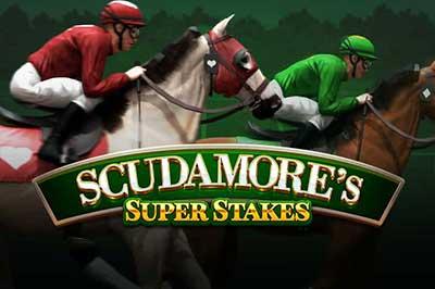 giochi slot machine Gratis senza scaricare - Scudamore's Super Stakes - Netent