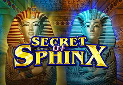 Video Slot Machine Gratis - Secret of Sphinx - Slot Octavian