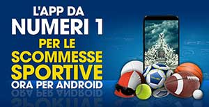 William hill Mobile App android mobile italia
