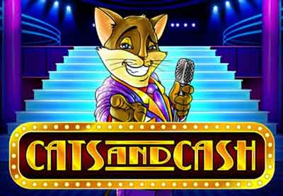 Video Giochi Slot Play'n Go Gratis - Cats and Cash