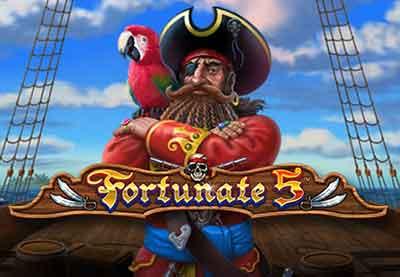 nuovi Giochi Slot demo senza scaricare - Fortunate 5 di Playtech