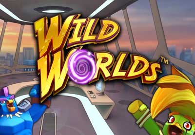 slot Nuova gratis 2019 - Wild Worlds di Netent