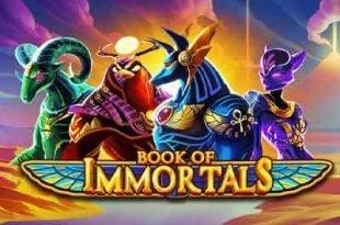 Book of Immortals - Gioco Slot Gratis