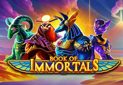 Video Slot iSoftbet Gratis Online senza scaricare - Book of Immortals
