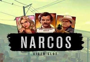Narcos - Nuovo Gioco Slot Gratis di Netent