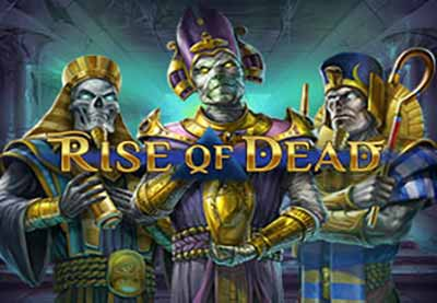 Slot Machine Gratis nuove Play'n Go - Rise of Dead
