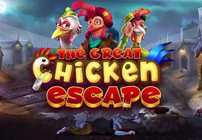 Nuove Slot Gratis - The Great Chicken Escape - Pragmatic Play