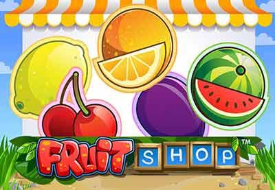 Giochi Slot Machine Gratis Netent - Fruit Shop