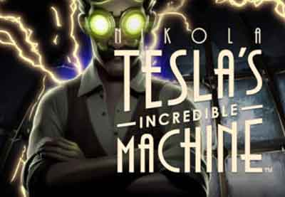 Nikola Teslas Incredible Machine - Video Slot Yggdrasil