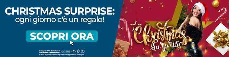 Scopri ora Christmas Surprise di Star Casino