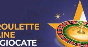 Roulette On line più giocate